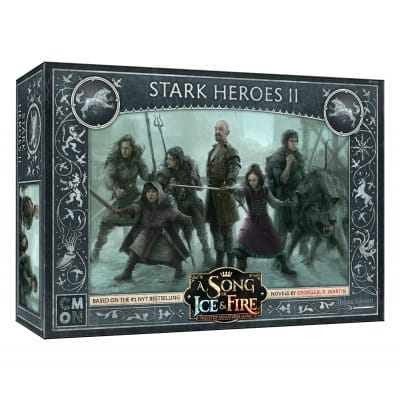 Stark Heroes II A Song Of Ice and Fire
