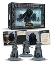 Load image into Gallery viewer, Night's Watch Veterans of the Watch: A Song Of Ice and Fire