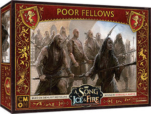 Lannister Poor Fellows: A Song Of Ice and Fire