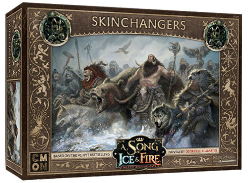 Free Folk Skinchangers A Song Of Ice and Fire