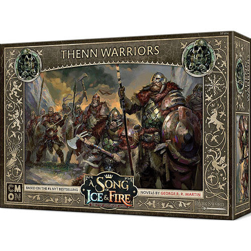 Free Folk Thenn Warriors: A Song Of Ice and Fire