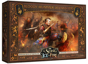 Bloody Mummer Skirmishers A Song Of Ice and Fire