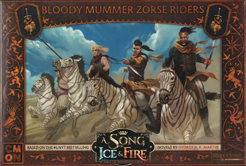 Bloody Mummer Zorse A Song Of Ice and Fire
