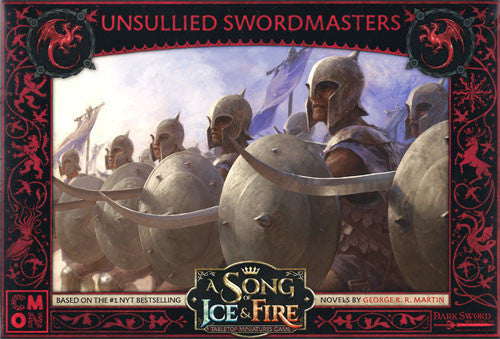 Targaryen Unsullied Swordmasters: A Song Of Ice and Fire