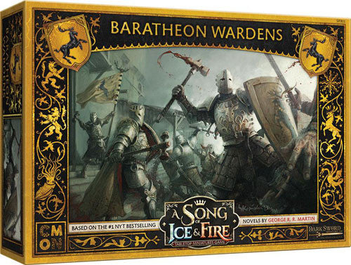 Baratheon Wardens A Song Of Ice and Fire