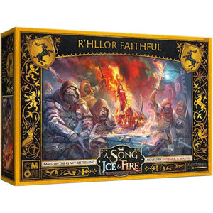 R'hllor Faithful A Song Of Ice And Fire