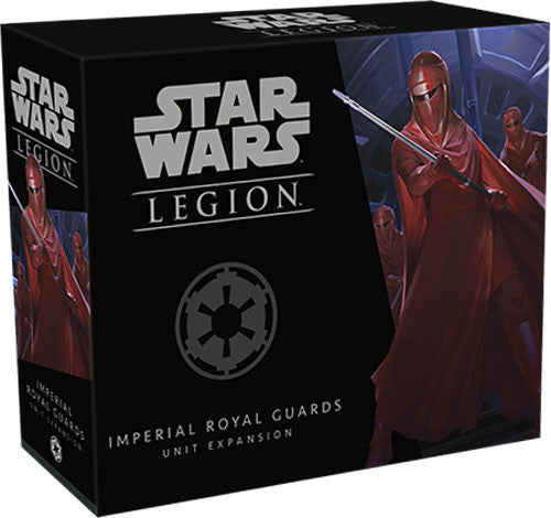 Star Wars Legion: Imperial Royal Guard Unit Expansion