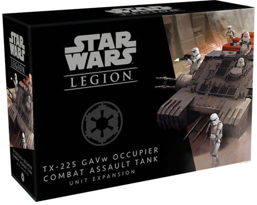 Star Wars Legion TX-225 GAVw Occupier Combat Assault Tank Unit Expansion