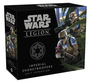 Star Wars Legion Imperial Shoretroopers Unit Expansion