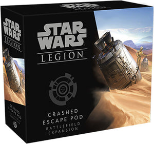Star Wars Legion - Crashed Escape Pod Battlefield Expansion