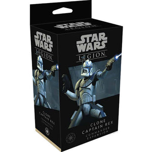 Star Wars Legion Clone Captain Rex Commander Expansion
