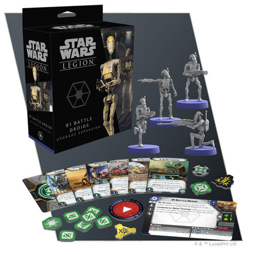 Star Wars Legion - B1 Battle Droids Upgrade Expansion