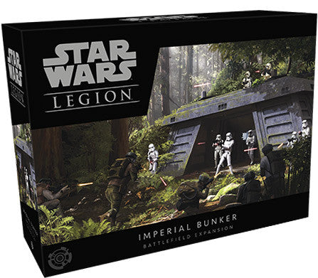 Star Wars Legion - Imperial Bunker Battlefield Expansion