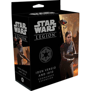 Star Wars Legion Iden Versio ID10 Commander Expansion