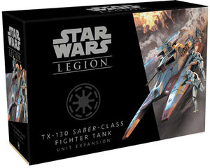 Star Wars Legion TX130 Saber class Fighter Tank Unit Expansion