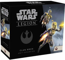 Load image into Gallery viewer, Star Wars Legion Clan Wren Unit Expansion