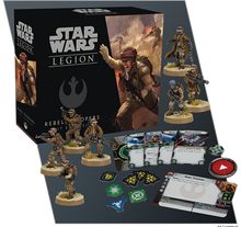Load image into Gallery viewer, Star Wars Legion Rebel Troopers Unit Expansion