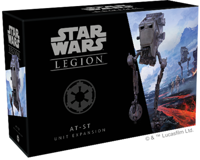 Star Wars Legion AT-ST Expansion