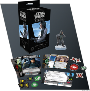 Star Wars Legion General Veers Commander Operative Expansion