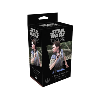 Star Wars Legion Leia Organa Commander Operative Expansion