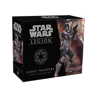 Star Wars Legion Scout Trooper Unit Expansion