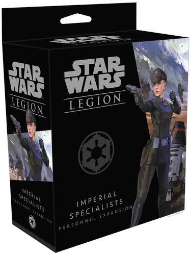 Star Wars Legion Imperial Specialists Personnel Unit Expansion