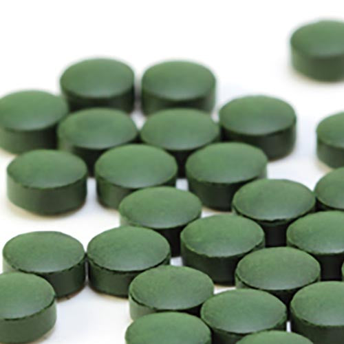 Yaeyama Chlorella Tablets
