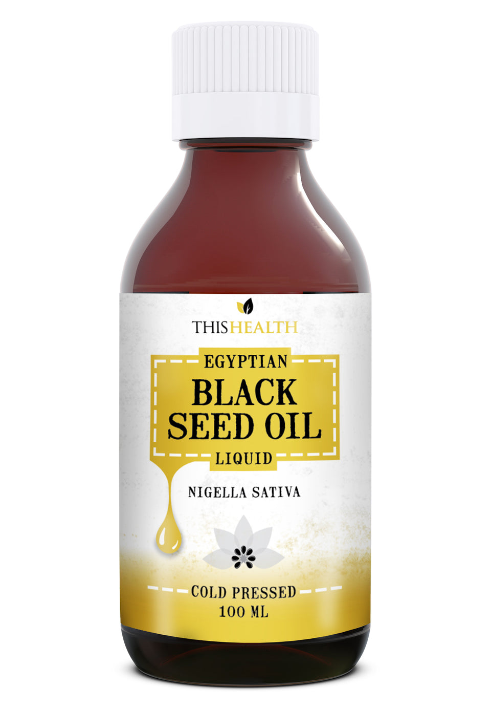 Black Seed oil 100ml - Egyptian Cold Pressed