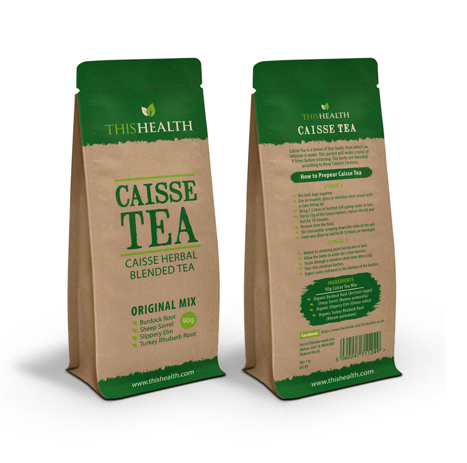 Caisse Tea Blend 90g - This Health