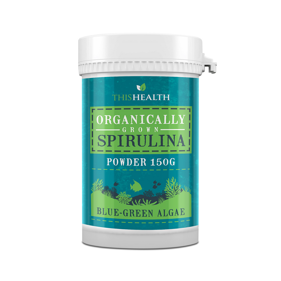 Organic Spirulina Powder - This Health