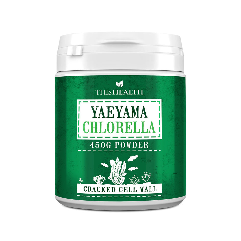 Yaeyama Chlorella  Powder