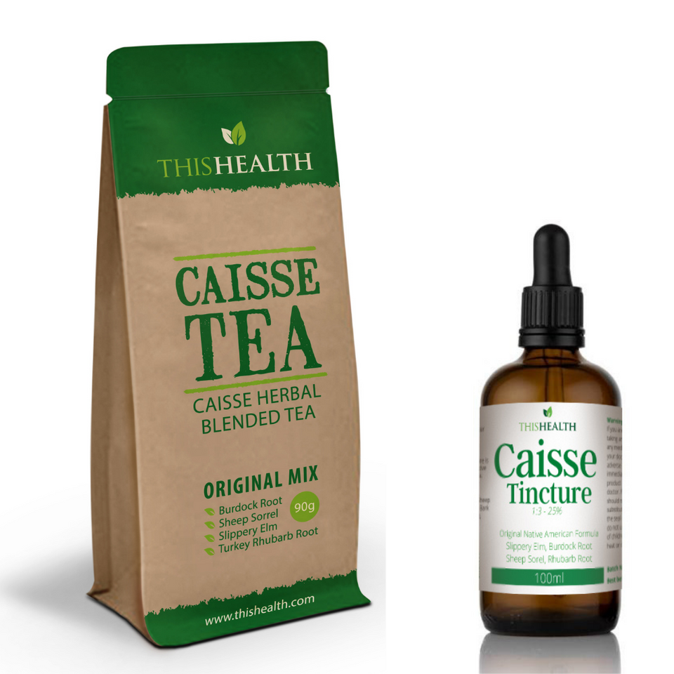 Caisse Herbal Tincture 100ml. 1:3