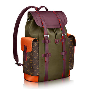 Louis Vuitton Christopher PM Backpack Epi Leather 2 colors