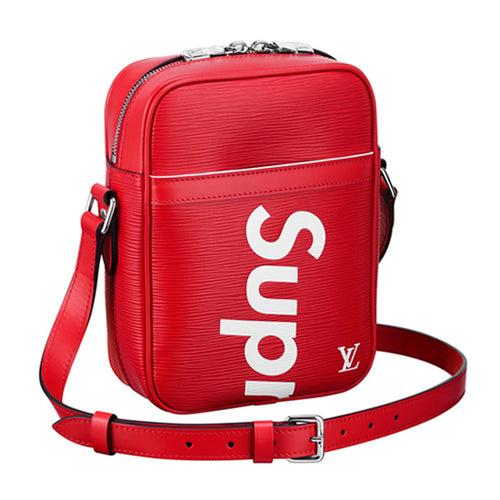 Louis Vuitton x Supreme Danube PM Epi Leather 2 colors