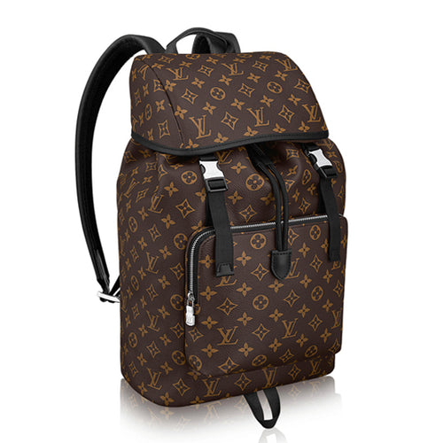 Louis Vuitton Zack Backpack Monogram Canvas