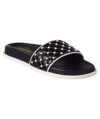 Valentino Women's Free Rockstud Spike slide 4 colors