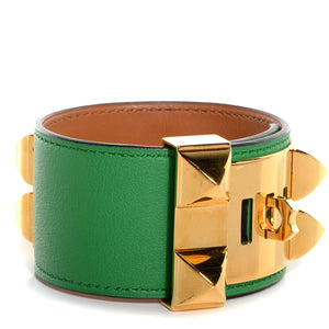 Hermes Collier De Chien Bracelet 8 colors 2 Hardware