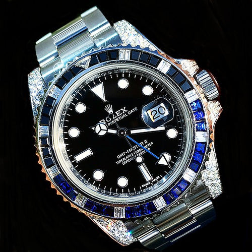 Rolex GMT-Master II Batman