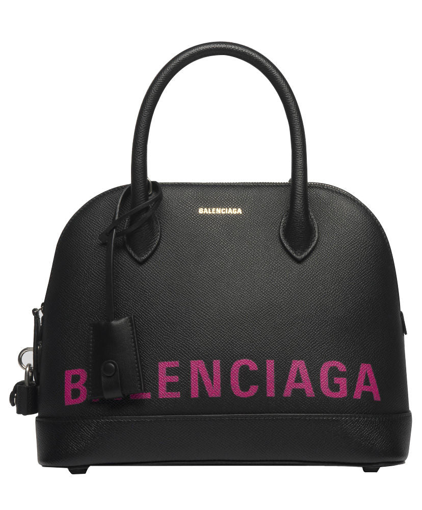 Balenciaga Ville Top Handle S Peachblow