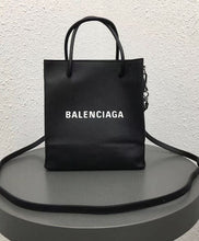 Balenciaga Women's Shopping Tote XXS Black
