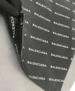 Balenciaga Supermarket Shopper M Black