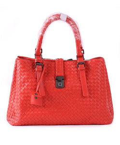 Bottega Veneta Roma Leggero Satchel Bag 3 colors
