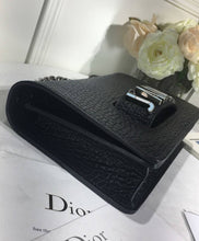 Christian Dior J'Adior Flap Bag Black