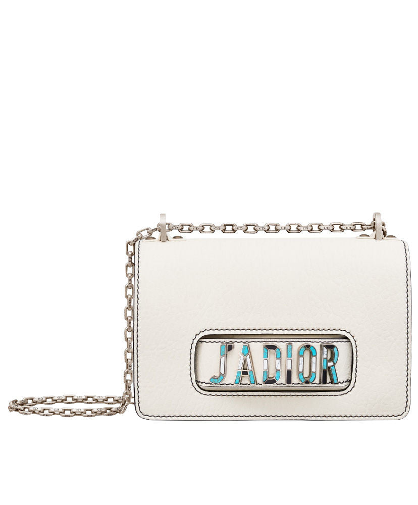 Christian Dior J'Adior Flap Bag Cream