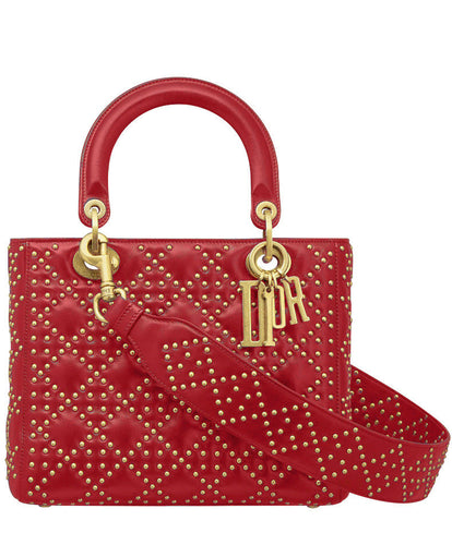 Christian Dior Supple Lady Dior Bag 6 colors