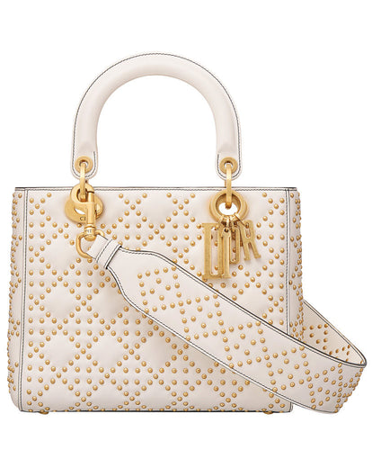 Christian Dior Supple Lady Dior Bag 4 colors