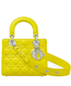 Christian Dior Lady Dior Bag 2 colors