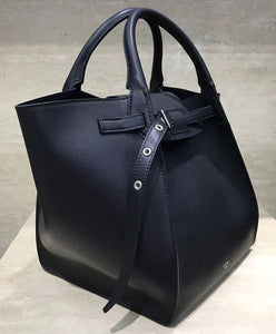 Celine Small Belt Bag Black