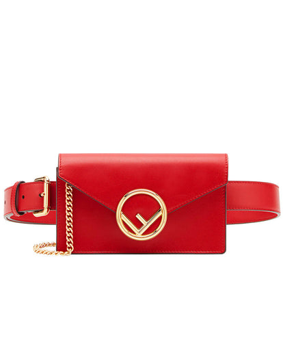 Fendi Belt Bag Red