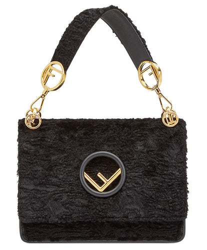 Fendi Kan I F Velvet bag 2 colors